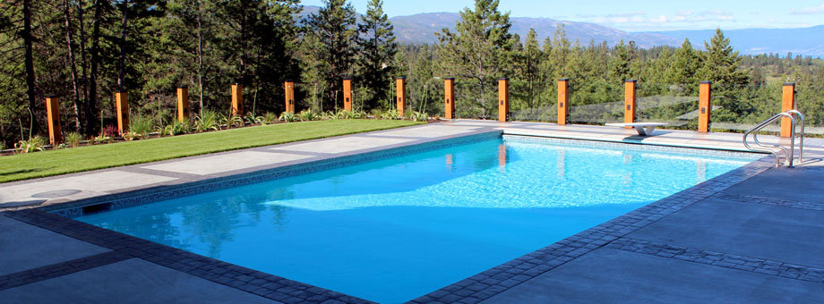 Aquascape custom pool spa builder custom pool design for Pool design kelowna
